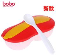 香港bobo乐儿宝 宝宝学食碗 研磨碗 喂食碗 婴幼儿训练学习碗 储物盒零食碗 BD305