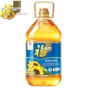 福临门葵花籽原香调和油5L