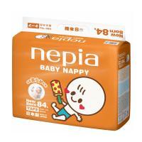 日本妮飘Nepia婴儿纸尿裤 NB84片 0-5kg