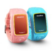 【LFS联发世纪】阿巴町二代儿童定位手表电话 儿童智能手环 通话 gps防丢器