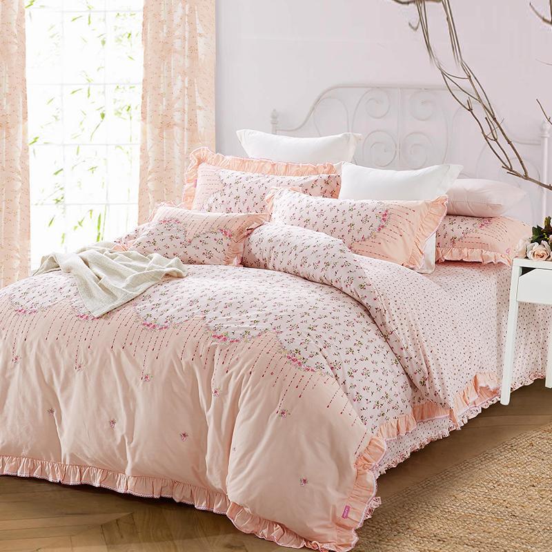 床上用品欧式田园(印加绣)—公主日记