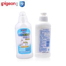 贝亲奶瓶清洁剂 宝宝奶瓶餐具清洗剂 奶瓶洗涤剂清洗液150ml MA25