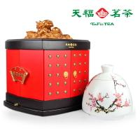 天福茗茶 鑫钻世家 乌龙茶礼盒 特产清香安溪铁观音茶叶精美茶