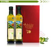 福临门特级初榨橄榄油500mlx2礼盒
