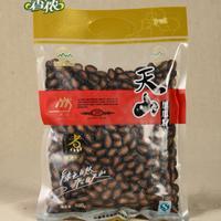 【香侬果品】坚果零食香瓜子 新疆果业 天山煮黑瓜籽500g
