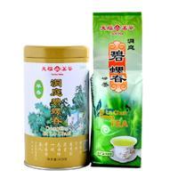 天福茗茶 洞庭碧螺春绿茶 苏州洞庭绿茶G-7 罐装100g