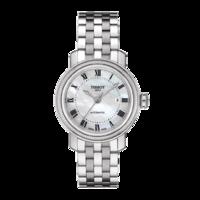 天梭    T097.007.11.113.00  女士自动机械腕表