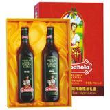 【超级生活馆】★莱瑞初榨橄榄油礼盒750ml*2(编码:425863)