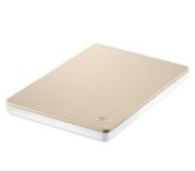 Seagate希捷移动硬盘3.0 1t usb3.0硬盘 backupplus 睿品1tb 金色