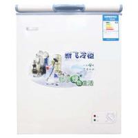 新飞(Frestec) BC/BD-109CH 109升L 卧式冷柜(白色) 超强冷冻