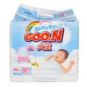 【超级生活馆】大王维E呵护系列婴幼儿纸尿裤NB90P(编码:386650)