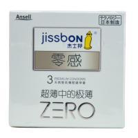 【天顺园店】杰士邦ZERO零感极薄3P1*3(编码:527878)