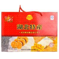 【天顺园店】新弘龙宏龙礼盒麻糖500g(编码:256011)