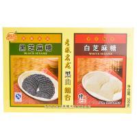 【天顺园店】新弘龙宏龙黑白套麻糖200g(编码:256008)