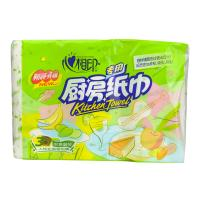 【超级生活馆】KT203心相印3粒厨房纸巾3粒(编码:273399)