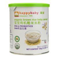 【超级生活馆】禧贝糙米米粉添加DHA和益生菌198g(编码:365086)