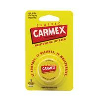 美国 小蜜缇(CARMEX)原味修护滋润唇膏圆罐装 7.5g