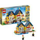 乐高LEGO 海滩小屋31035 CREATOR创意百变组 玩具积木三合一