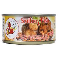 【超级生活馆】乐鱼牌豆酱炸马鲛鱼185g(编码:574664)