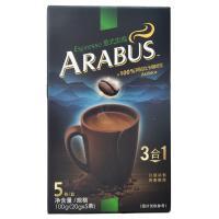 【超级生活馆】ARABUS阿拉巴斯牌特浓速溶咖啡100g(编码:563944)