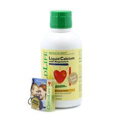 【加拿大直邮】 童年时光CHILDLIFE 儿童营养钙镁锌补充乳液 474ml
