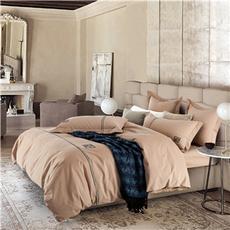 花果果家纺 乔纳森 四件套 全棉床上用品 厚床单被套件