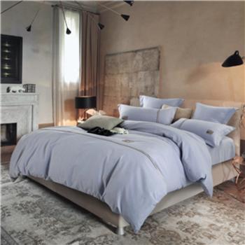花果果家纺 赫伯特 四件套 全棉床上用品纯棉厚床单被套件