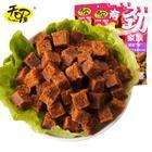 天喔有劲家族牛肉粒110g*3袋小吃特产休闲肉类零食牛肉干香辣沙嗲味