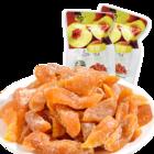 天喔黄桃干500g桃肉桃干果肉水果干果脯蜜饯休闲零食独立小包装