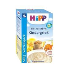 德国Hipp喜宝有机香草钙铁锌杂粮米粉 6个月以上 500g