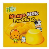 【超级生活馆】Sing Yu 芒果牛奶布丁风味果冻(芒果风味)(编码:551684)