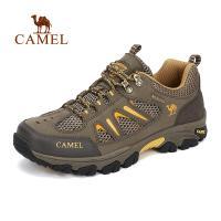 camel骆驼户外徒步鞋 男款徒步鞋耐磨透气徒步鞋