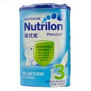 【超级生活馆】诺优能幼儿配方奶粉(3段)800g(编码:550460)