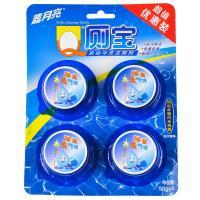 【超级生活馆】蓝月亮4块Q厕宝50g*4(编码:243516)