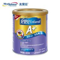 【天顺园店】美赞臣安婴儿A+无乳糖配方奶粉400g(编码:350519)