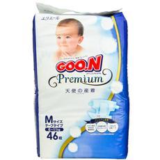 【超级生活馆】大王天使系列婴幼儿纸尿裤M46P(编码:488224)