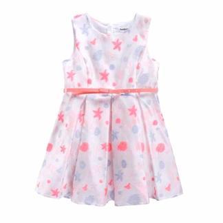 巴拉巴拉童装2016年新款夏装女童公主背心连衣裙22112160208【六一欢乐颂】