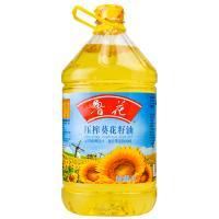 【超级生活馆】鲁花压榨葵花籽油5l(编码:545806)