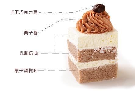 微梦cake是武汉地区高档欧式蛋糕品牌