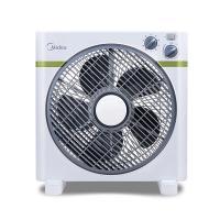 美的电风扇KYT25-15AW家用台式转页扇台扇立式电风扇