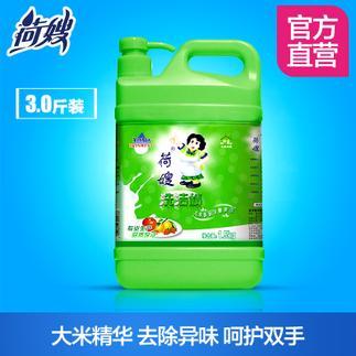 荷嫂 纯天然大米谷物洗洁精1.5KG瓶装