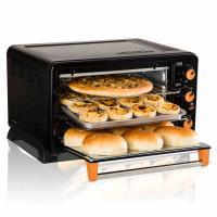 Midea/美的 MG25NF-AD多功能电烤箱家用烘焙蛋糕大容量旋转烤叉