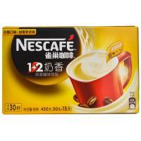 【天顺园店】雀巢咖啡1+2奶香450g(编码:514896)