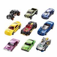 芭比玩具  风火轮火辣小跑车C4982百变合金小跑车男孩儿童玩具车模型口袋新年礼品【五折特惠】
