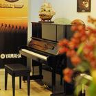 雅马哈钢琴YU121EX经典国际通用 专业练习演奏钢琴 88键实木音板日本进口配件YAMAHA立式钢琴