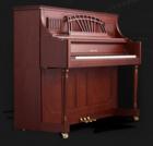 珠江恺撒堡UH123U2高端欧美系列 古典风实木雕花专业练习演奏立式钢琴 武汉包邮