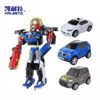 凯利特托宝兄弟儿童益智变形玩具变形金刚机器人模型301007