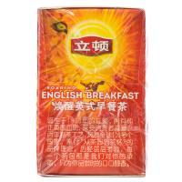 【天顺园店】立顿焕醒英式早餐茶S252g*25(编码:544519)