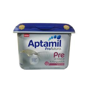 【德国直邮】Aptamil爱他美 婴幼儿配方奶粉pre段 【白金版】  800克   (新旧版随机发) (起订量2罐)