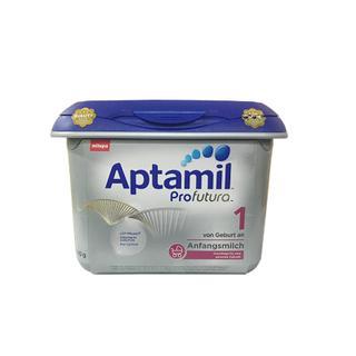 【德国直邮】Aptamil爱他美 婴幼儿配方奶粉1段 【白金版】  800克   (起订量2罐)